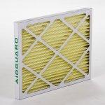 Paper furnace filter